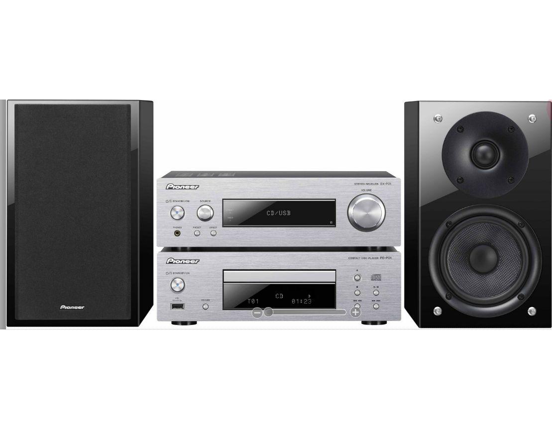 Powieksz do pelnego rozmiaru pionier, pioneer, pionner, pionneer,  kompaktowy system audio, system mini audio, mini wieża P1, P-1 P 1