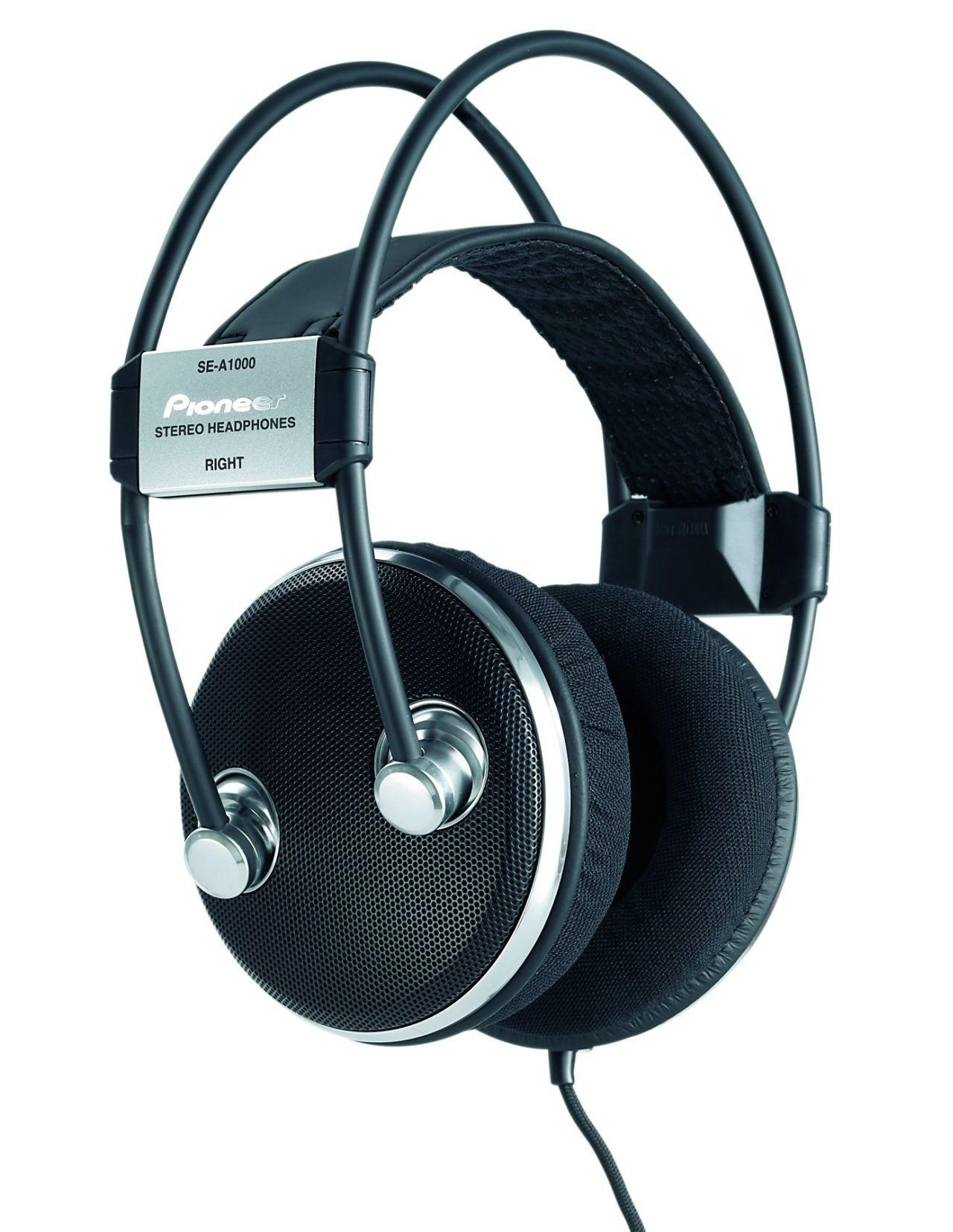 Powieksz do pelnego rozmiaru Pionier, pionner, pionneer, pioneer  SE-A 1000, SEA 1000, SE A 1000 SE-A1000, SEA1000, SE A1000 SE-A-1000, SEA-1000, SE A-1000  słuchawki domowe, słuchawki z pałąkiem, słuchawki nagłowne, słuchawki wokółuszne, słuchawki otwarte, słuchawki hifi, słuchawki z kablem jednostronnym,