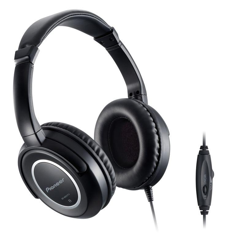 Powieksz do pelnego rozmiaru Pionier, pionner, pionneer, pioneer SE-M631 TV, SE M631 TV SE-M631TV, SE M631TV SE-M631-TV, SE M631-TV słuchawki domowe, słuchawki z pałąkiem, słuchawki nagłowne, słuchawki nauszne, słuchawki do tv, słuchawki tv, słuchawki zamknięte