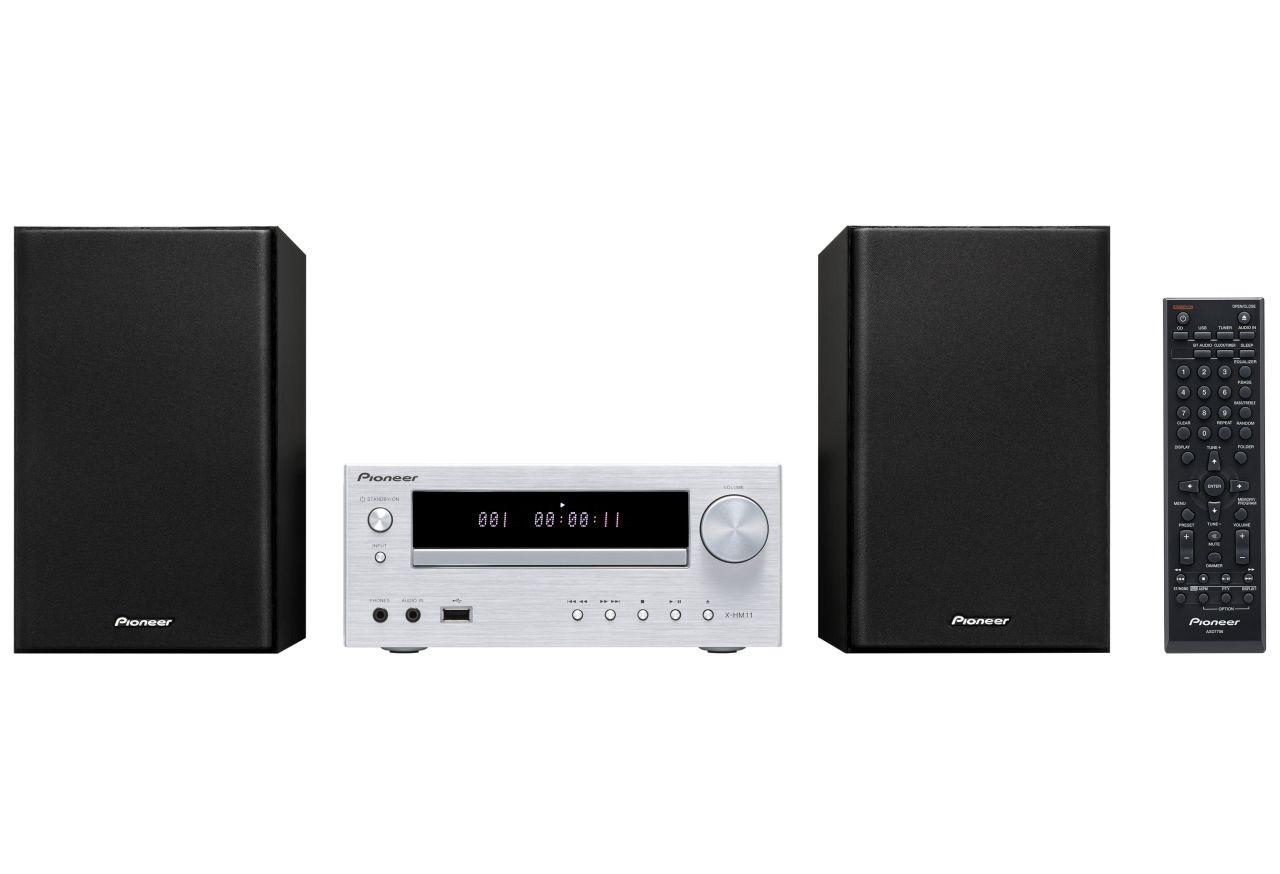 Powieksz do pelnego rozmiaru pionier, pioneer, pionner, pionneer,  kompaktowy system audio, system mini audio, mini wieża X-HM 11, XHM 11, X HM 11,  X-HM-11, XHM-11, X HM-11,  X-HM11, XHM11, X HM11,