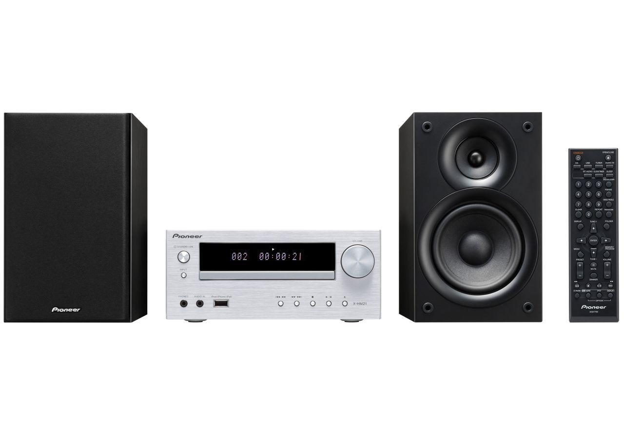 Powieksz do pelnego rozmiaru pionier, pioneer, pionner, pionneer,  kompaktowy system audio, system mini audio, mini wieża X-HM 21, XHM 21, X HM 21,  X-HM-21, XHM-21, X HM-21,  X-HM21, XHM21, X HM21,