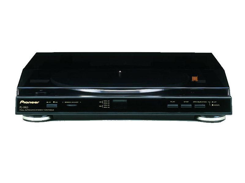 Powieksz do pelnego rozmiaru pionier, pioneer, pionner, pionneer,  gramofon PL 990, PL990, PL-990