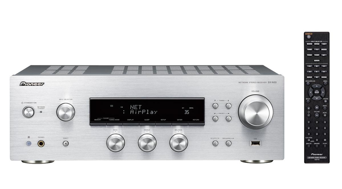 Powieksz do pelnego rozmiaru pionier, pioneer, pionner, pionneer,  amplituner stereo, wzmacniacz audio, amplituner sieciowy, sieciowy stereo, sieciowy, SX-N30, SX-N 30, SX-N-30, SXN30, SXN 30, SXN-30, SX N30, SX N 30, SX N-30, SX30, SX 30, SX-30, N-30, n 30, n30,