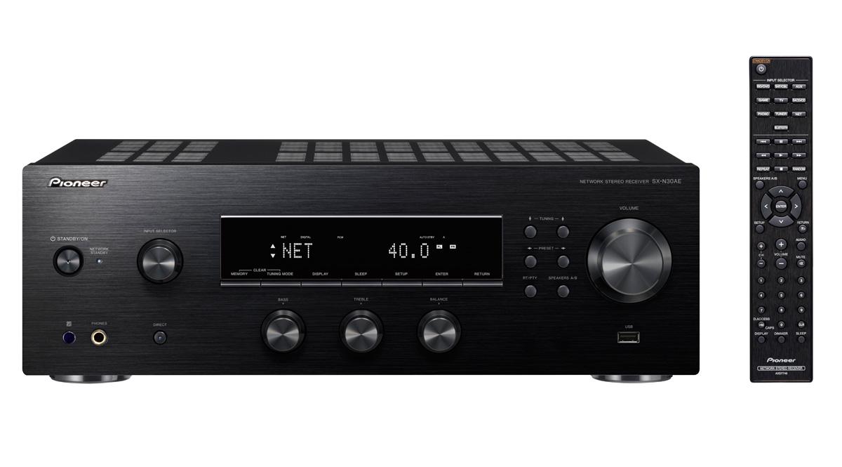 Powieksz do pelnego rozmiaru pionier, pioneer, pionner, pionneer,  amplituner stereo, wzmacniacz audio, SX-N30AE, SX-N30 AE, SX-N30-AE, SXN30AE, SXN30 AE, SXN30-AE, SX N30AE, SX N30 AE, SX N30-AE,
